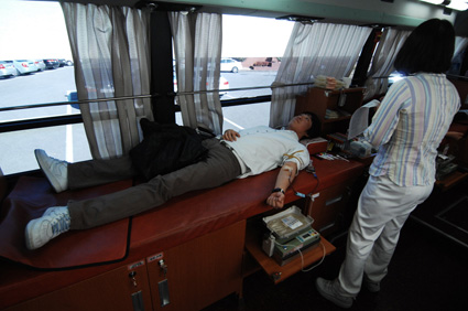 2010 Blood Donation Campaign of Love