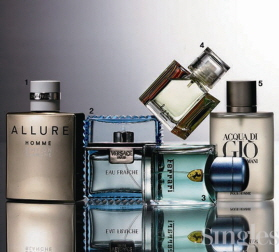 Attractive Perfume Recommendations