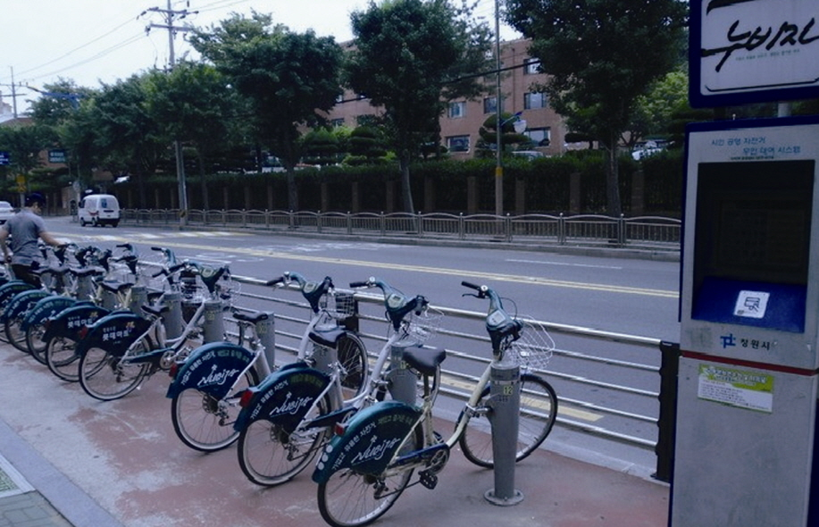 Traveling on Nubija Bicycles: Frugality and Convenience