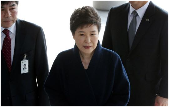 After total of 13 accusations, former president Park's fate is...?