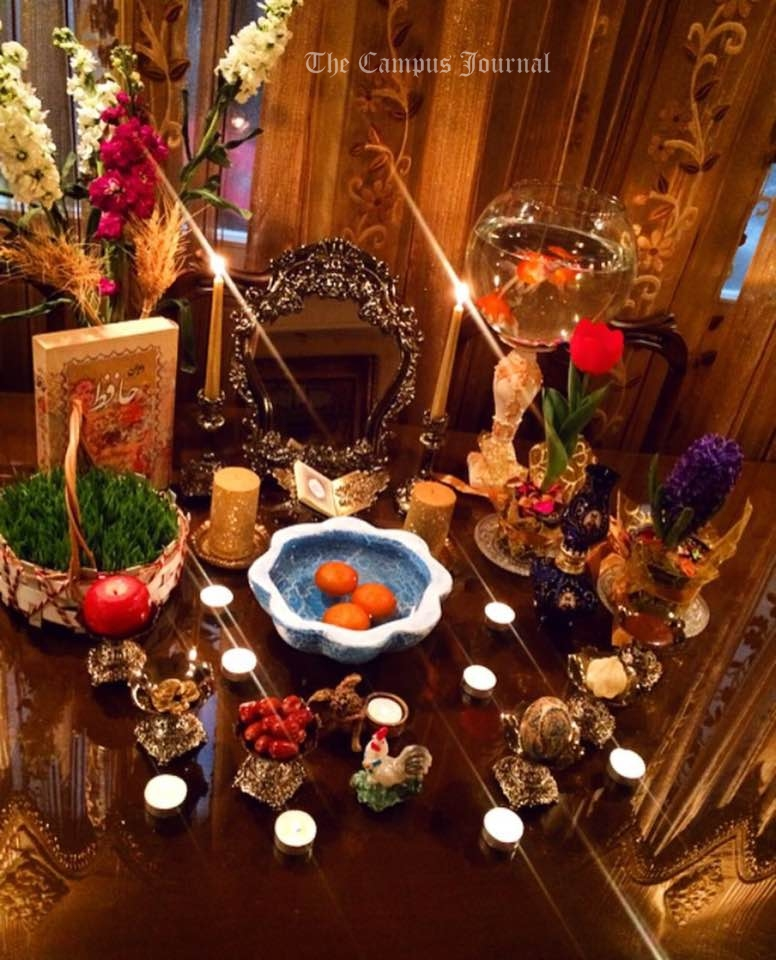 Nowruz: The Chuseok of Iran