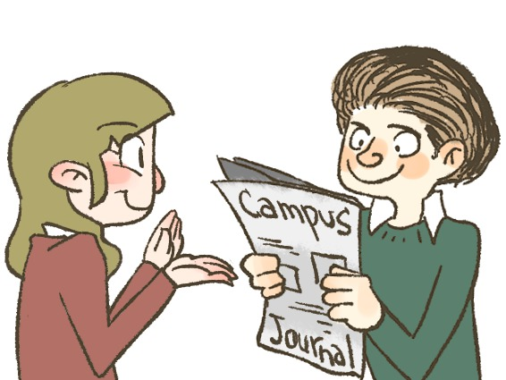 The Campus Journal's Native Revisers
