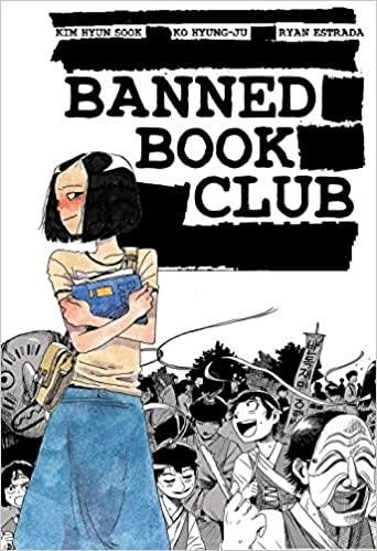 "CWNU Graduate Author of Hit Graphic Novel ""Banned Book Club"""
