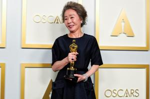 Korean Actress Youn Yuh-jung Makes Film Industry History